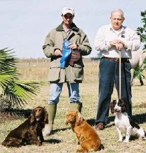 Martin Bell dog training